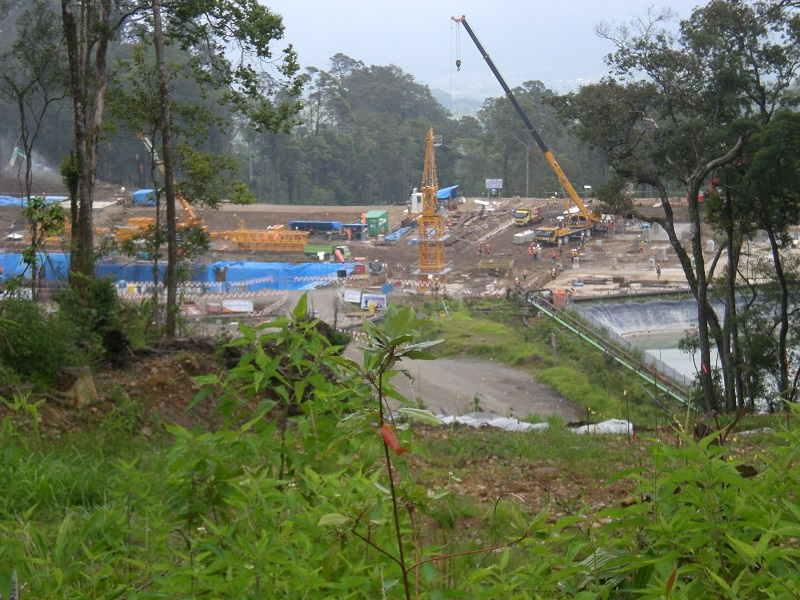 Thorndon Cook Power - Projects - Geothermal